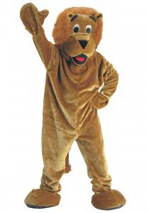 mascot-circus-lion-costume