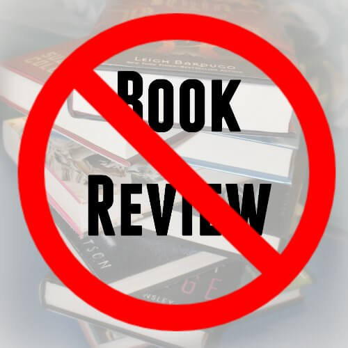 Books I'm Never Reviewing: Part Four
