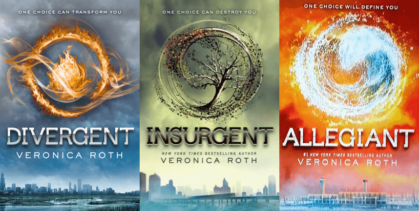 Divergent-series-by-Veronica-Roth