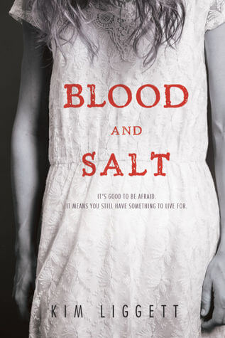 Review & Giveaway: Blood and Salt by Kim Liggett