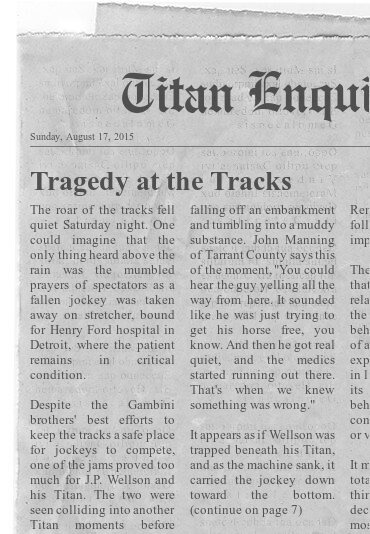 Titan Enquirer