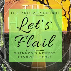 Let's Flail: The Hunt by Megan Shepherd (Plus TWO Impromptu Giveaways!)