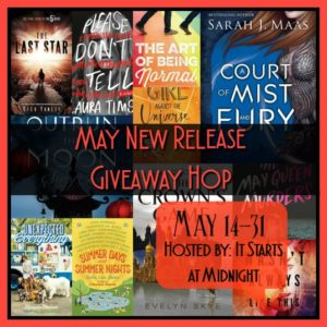 May New Release Giveaway Hop!