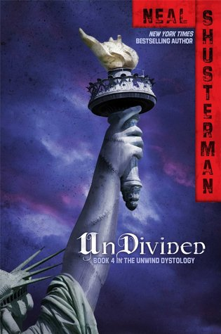 Review: UnDivided by Neal Shusterman