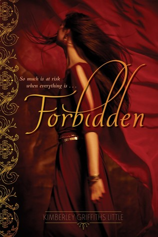Review & Blog Tour: Forbidden by Kimberley Griffiths Little