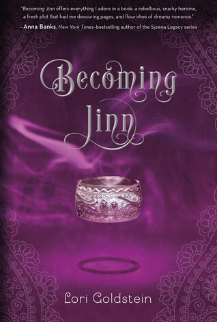 Becoming Jinn Excerpt and Giveaway!
