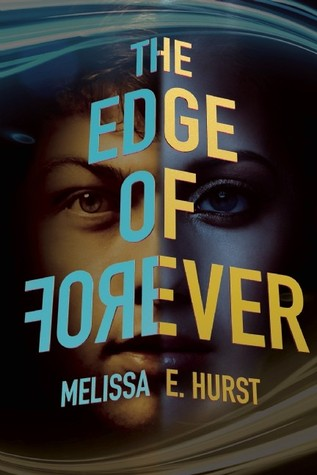 Review & Giveaway: The Edge of Forever by Melissa Hurst Blog Tour