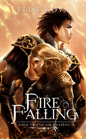 Fire Falling by Elise Kova | Review & Giveaway