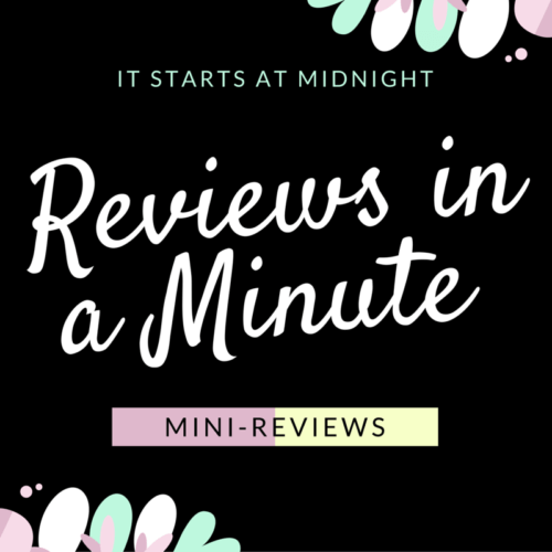 Reviews in a Minute (1)