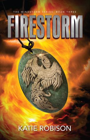 Guest Top Ten & Giveaway: Firestorm by Katie Robison