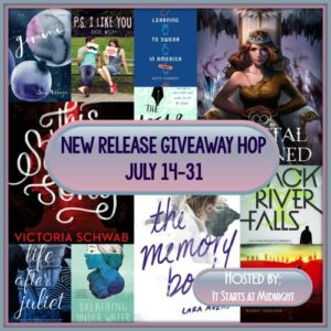 July New Release Giveaway Hop!