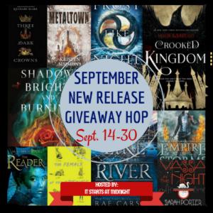 September New Release Giveaway Hop!