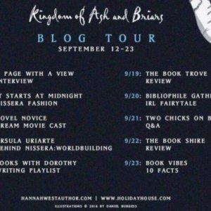 Kingdom of Ash and Briars by Hannah West: Nissera Fashion