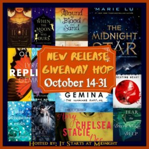 October New Release Giveaway Hop!