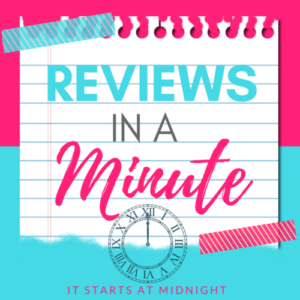 Reviews in a Minute: Of a Contemporary Sort