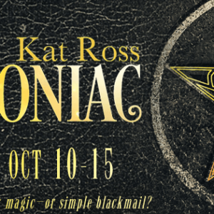 The Daemoniac by Kat Ross: Review & Giveaway