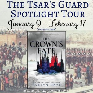 Tsar's Guard Spotlight Tour & Giveaway