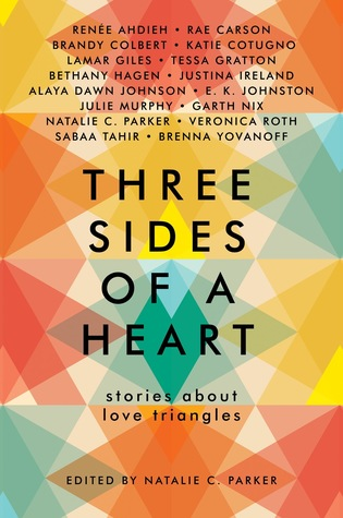 Review: Three Sides of a Heart by Natalie C. Parker