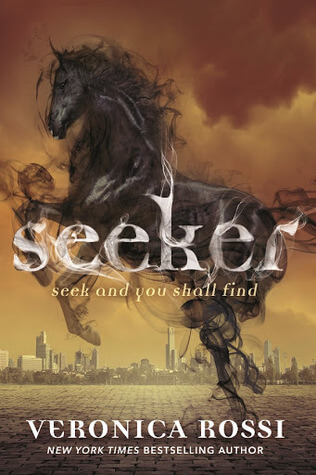 Review & Giveaway: Seeker by Veronica Rossi