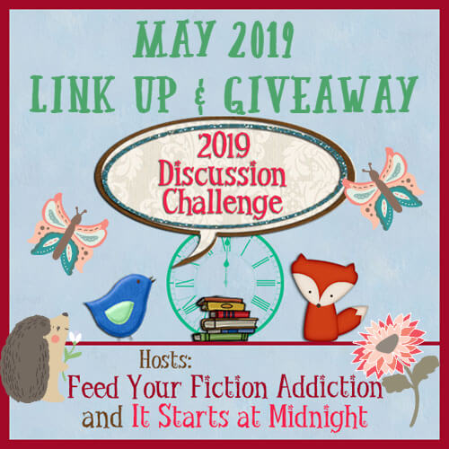 a2a868b74 May 2019 Discussion Challenge Link Up & Giveaway | It Starts At ...