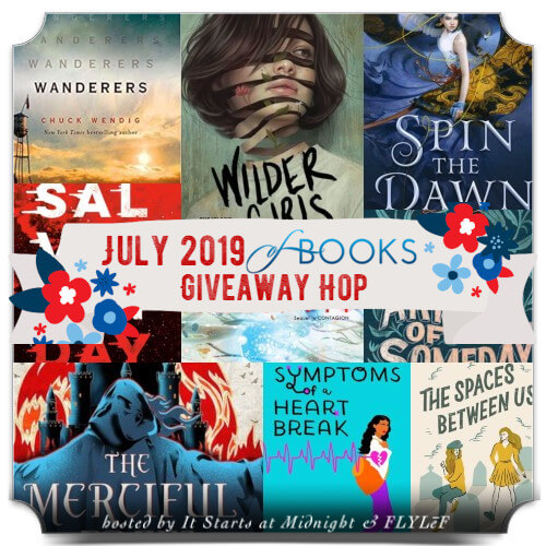 July 2019 Of Books Giveaway Hop ⋆ It Starts at Midnight