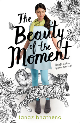 FRtbr Giveaway & Scavenger Hunt: The Beauty of the Moment by Tanaz Bhathena