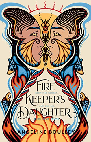 Blog Tour Review: Firekeeper's Daughter by Angeline Boulley