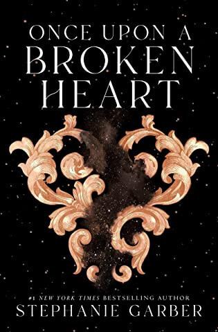 Blog Tour Review: Once Upon a Broken Heart by Stephanie Garber